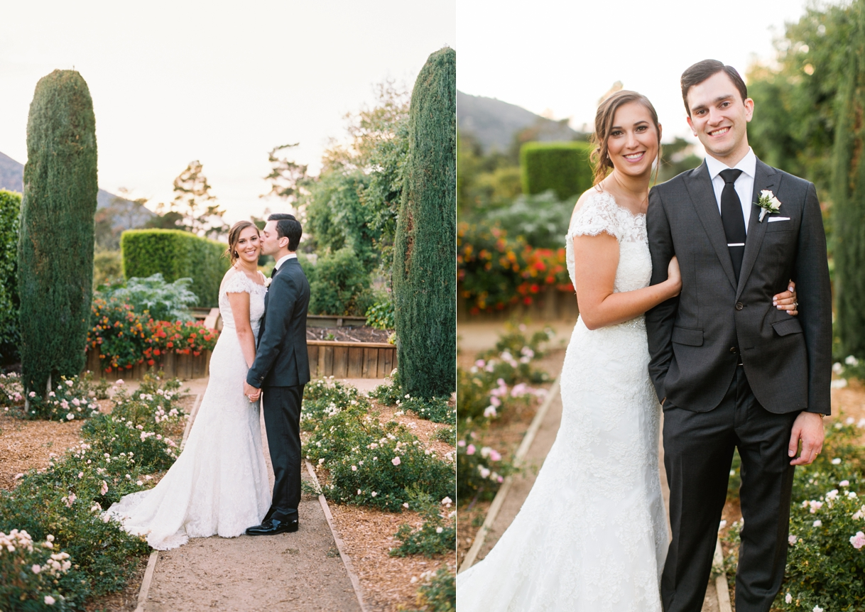 Bernardus Lodge Carmel Valley Wedding