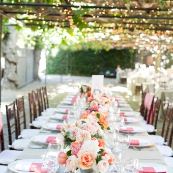 Napa // Beaulieu Garden Wedding